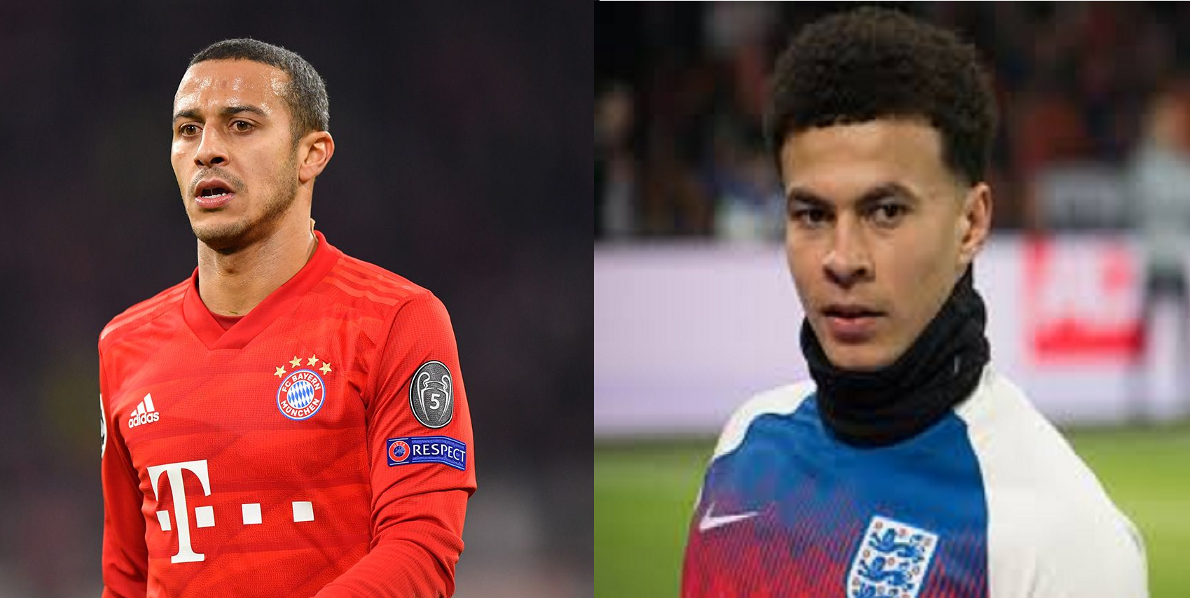Happy birthday, Thiago and Dele Alli!